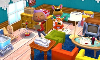 Animal Crossing: Happy Home Designer for Nintendo 3DS image