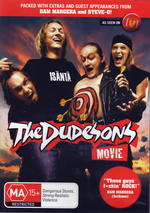 The Dudesons Movie on DVD