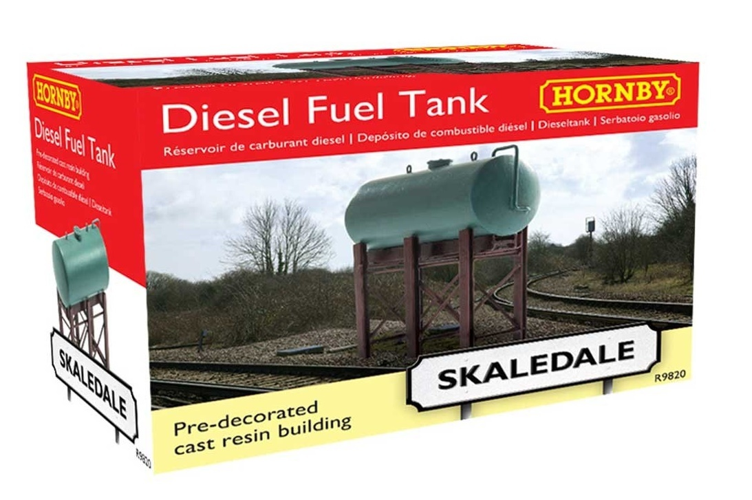 Hornby: Diesel Fuel Tank image