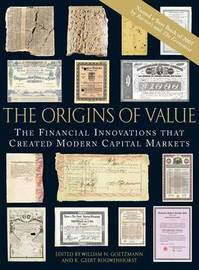 The Origins of Value