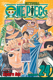 One Piece, Vol. 24 by Eiichiro Oda image