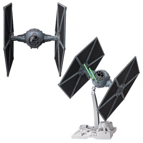 Star Wars 1/72 TIE Fighter - Scale Model Kit image