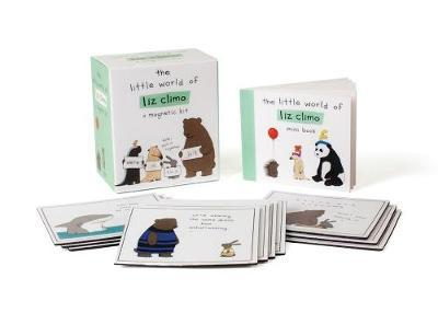 The Little World of Liz Climo: A Magnetic Kit by Liz Climo