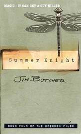 Summer Knight (The Dresden Files #4) by Jim Butcher image