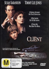 The Client on DVD image