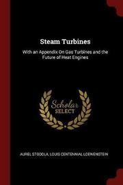 Steam Turbines by Aurel Stodola image