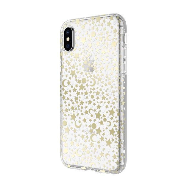 Incipio Design Series Classic for iPhone X/XS - Cosmic Metallic