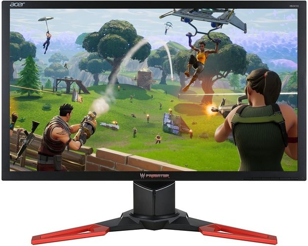 "24"" Acer Predator FHD 144hz 1ms G-Sync Gaming Monitor"