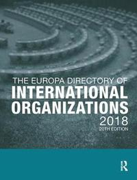 The Europa Directory of International Organizations 2018