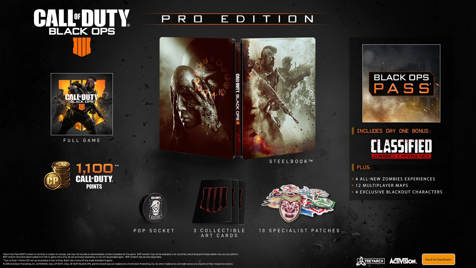 Call of Duty: Black Ops IIII Pro Edition for Xbox One image