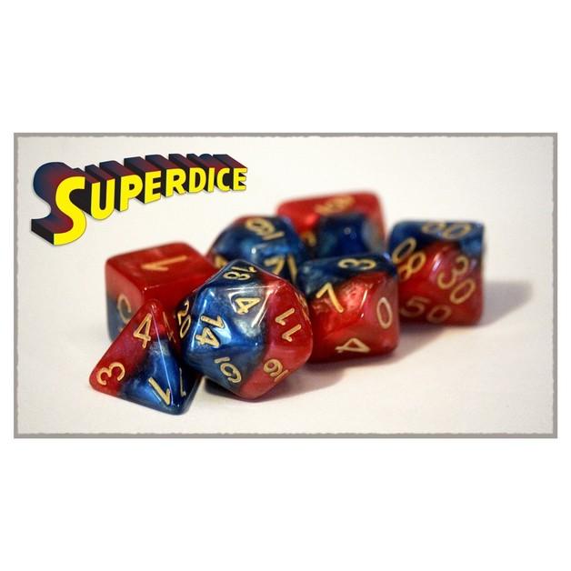 Gate Keeper Games: D7 Halfsies - Superdice