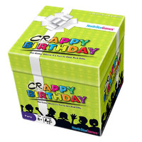Crappy Birthday - The Bad Gift Party Game image