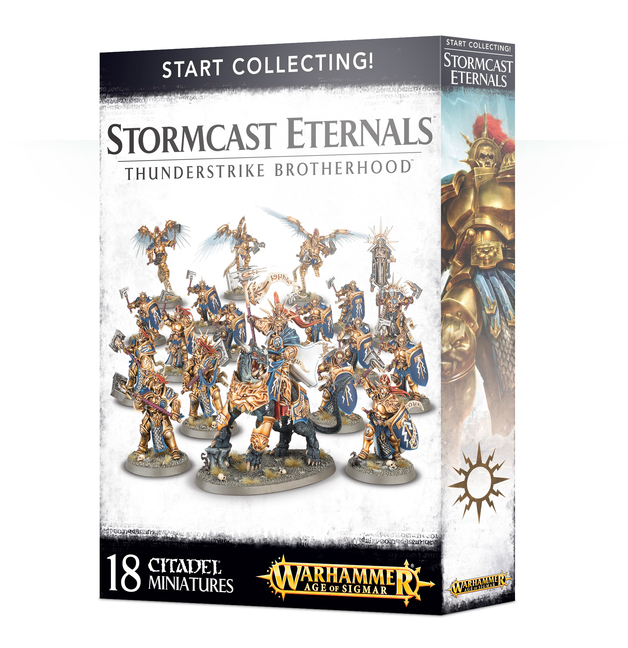 Start Collecting: Thunderstrike Brotherhood