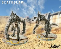 "Fallout 4: Deathclaw - 28"" Collectors Statue"