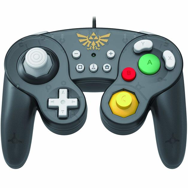 Nintendo GameCube Controller Super Smash Bros Edition (Zelda) for Switch