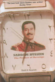 Saddam Hussein by Said K. Aburish image