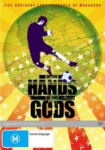 In The Hands Of The Gods on DVD