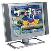 "Viewsonic Television LCD 20"" 450 NITS 4:3 Aspect HDTV 5W Speakers N2000"