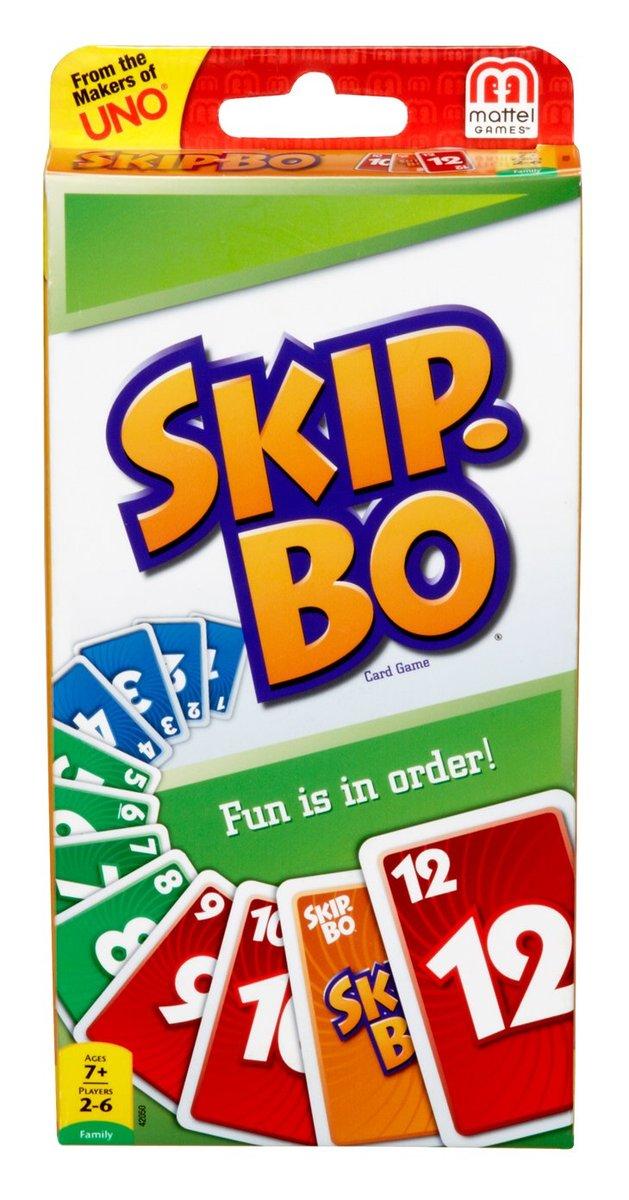 Skip Bo Card Game image