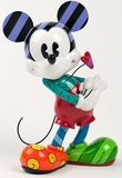 Romero Britto - Retro Mickey Mouse Figurine Large