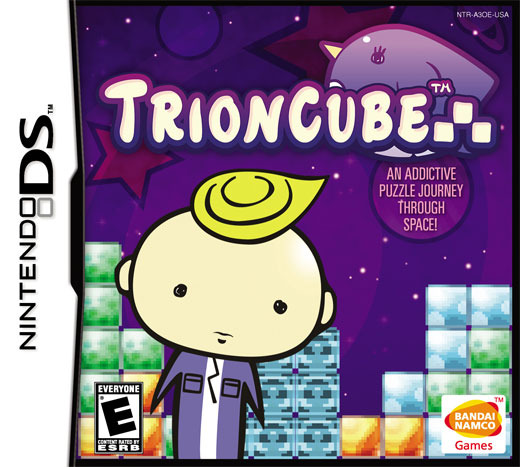 Trion Cube for Nintendo DS