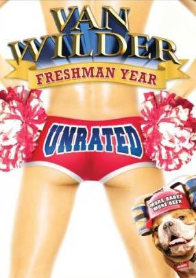 Van Wilder - Freshman Year on DVD