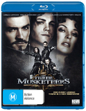 The Three Musketeers on Blu-ray