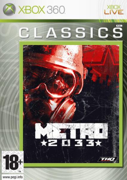 Metro 2033: The Last Refuge (Classics) for Xbox 360