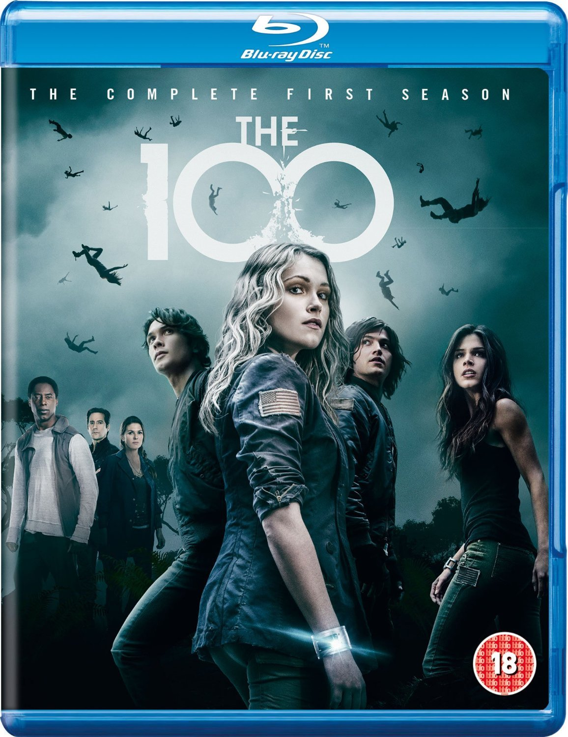 The 100 - The Complete First Season on Blu-ray image