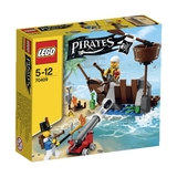 LEGO Pirates - Shipwreck Defense (70409)