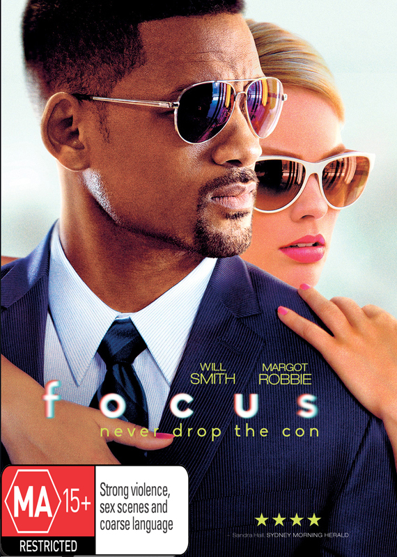 Focus on DVD