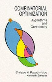 Combinatorial Optimization by Christos H Papadimitriou image