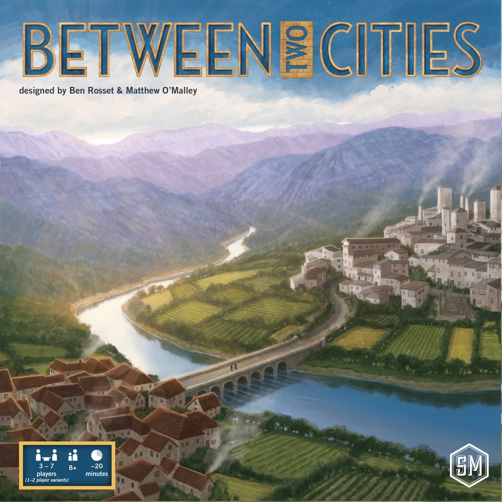 Between Two Cities image