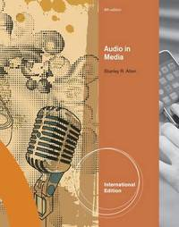 Audio in Media by Stanley R Alten image