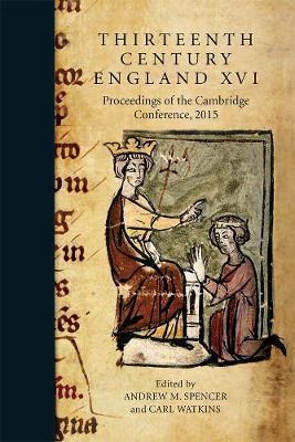 Thirteenth Century England XVI by Andrew Spencer