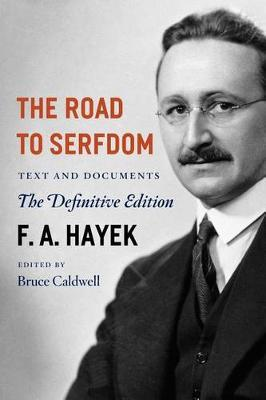 The Road to Serfdom by F.A. Hayek image