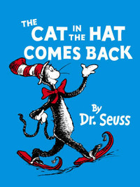 The Cat in the Hat Comes Back: Mini Edition by Dr Seuss image