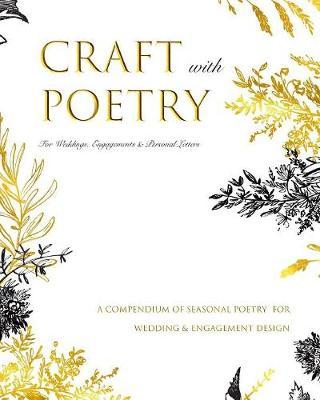 CRAFT WITH POETRY - For Weddings, Engagements & Personal Letters by Sweet St Poem Co image