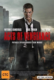 Acts of Vengeance on Blu-ray