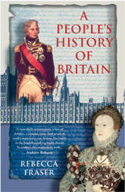 A People's History Of Britain by Rebecca Fraser image