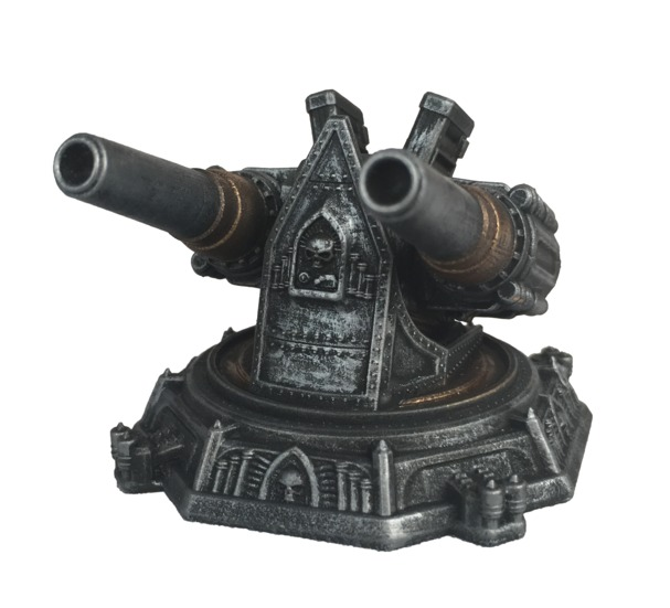 TTCombat: Tabletop Scenics - Siege Cannon Platform