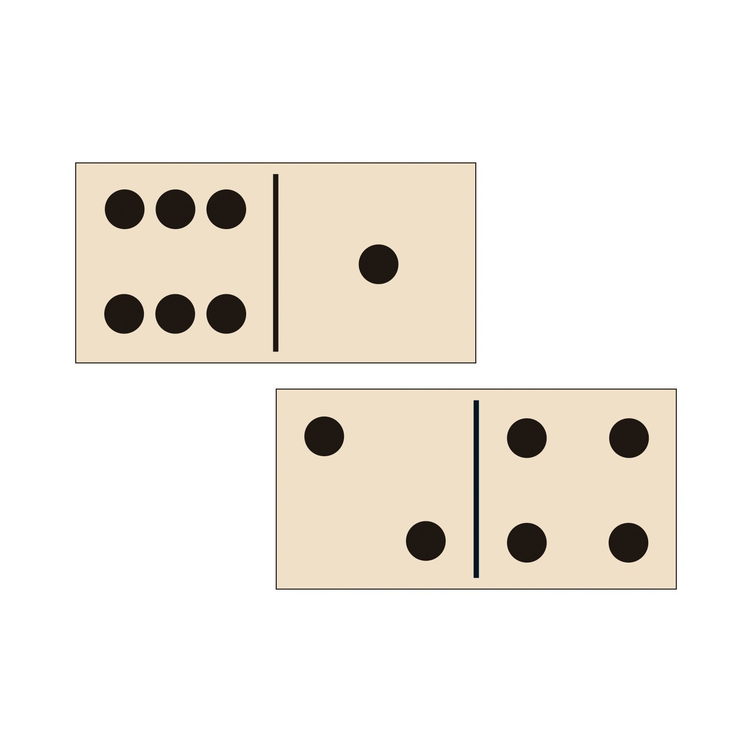 Galison: Wooden Dominoes - The Patterns Of Frank Lloyd Wright image