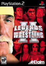 Legends of Wrestling II for PS2