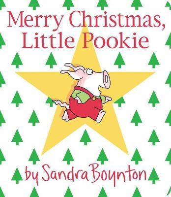 Merry Christmas, Little Pookie by Sandra Boynton image