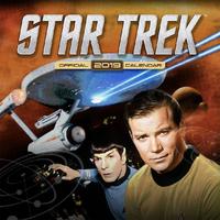 Star Trek TV Series Classic 2019 Square Wall Calendar