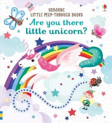 Are you there little unicorn? by Sam Taplin image