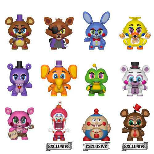 Five Nights at Freddy's: Pizza Sim - Mystery Minis - [TAR Ver.] (Blind Box) image