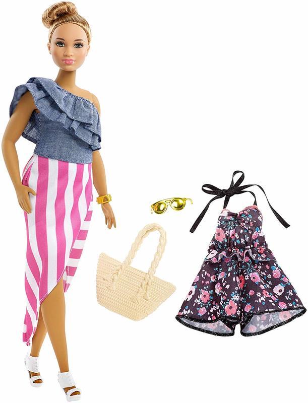 Barbie: Fashionistas Doll - Bon Voyage