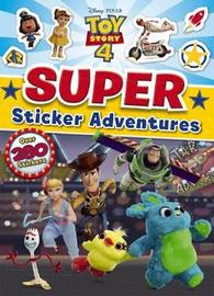 Toy Story 4: Super Sticker Adventures image