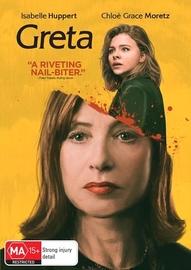 Greta on DVD image